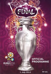 EURO 2012 FINAL PROGRAMME: Spain v Italy - in English