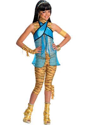 Monster High Cleo De Nile Child Halloween Costume](Cleo Halloween Costume)