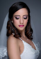 Bridal Airbrush Makeup & Hair Styling in Toronto & GTA
