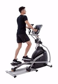 Professional Spirit Fitness XE295 Cross Trainer (CAN DELIVER ) Elliptical Trainer / Cross Bike
