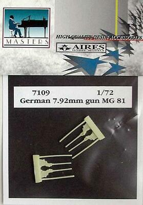 Aires 1/72 scale resin German 792mm gun MG 81Z MPN 7109
