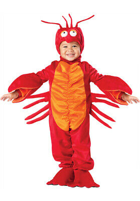 Lil' Lobster Toddler Halloween Costume - Lobster Halloween Costume Toddler