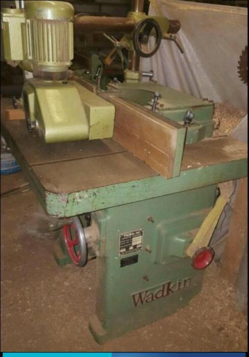 Wadkin Woodworking Machines For Sale In Kinross Perth And Kinross