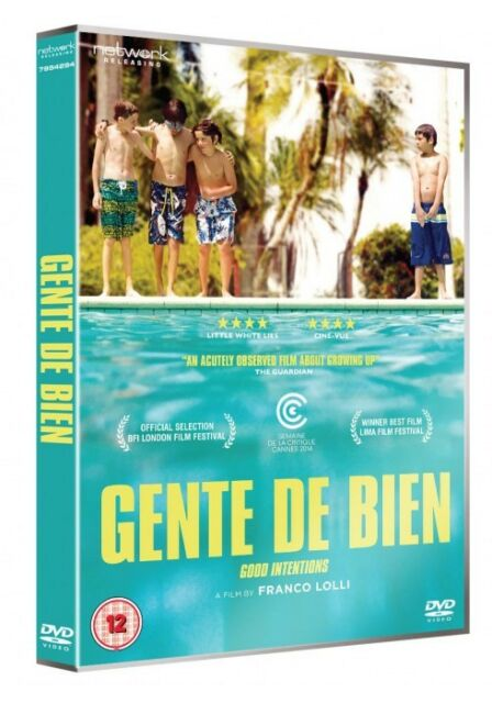 GENTE DE BIEN. New sealed DVD.