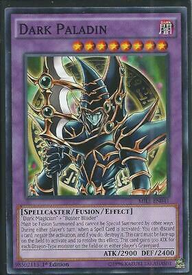 Yugioh - Dark Paladin - 1st Edition Card