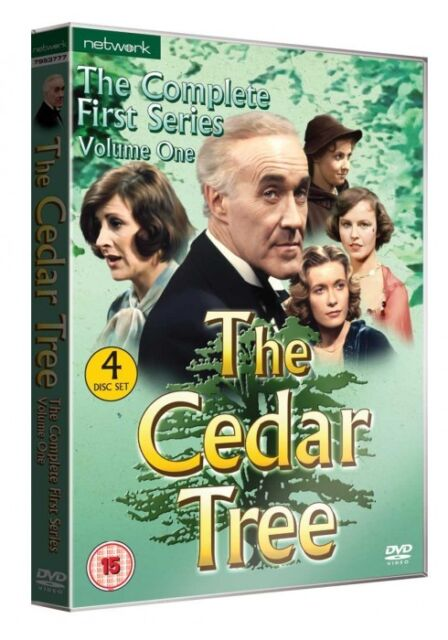THE CEDAR TREE the complete First Series Volume 1 One. 4 discs. New Sealed DVD.