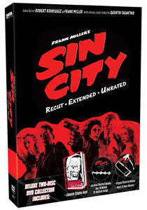 Sin City Recut-Extended DVD London Ontario image 1