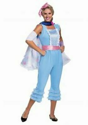 Toy Story 4 Adult Bo Peep Costume Size L 12-14 NWT Disney Disguise