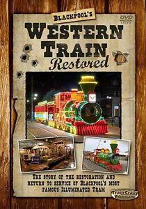 Blackpool's Western Train Restored - Tram DVD