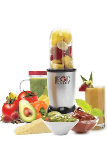 Magic Bullet Black Edition   21   Piece Set  +  Blender & Juicer