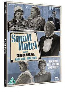 Small Hotel - DVD NEW & SEALED - Gordon Harker