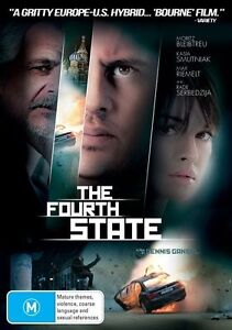 The Fourth State -DVD - NEW - Free Post!!