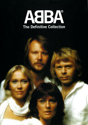 ABBA The MUSIC VIDEOS GREATEST HITS very best of waterloo dancing queen