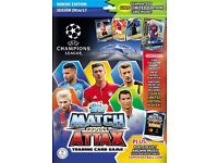 MATCH ATTAX CHAMPIONS LEAGUE CARDS 2016/17 SELL OR SWAP