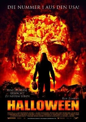 at A1 - Scout Taylor-Compton (FILMPOSTER-KEINE DVD)  (Halloween-film 1)