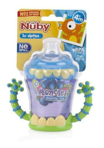 Nuby iMonster GripN