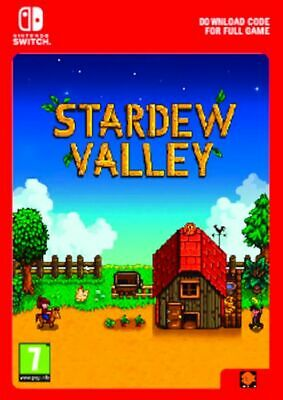Stardew Valley (Nintendo Switch DIGITAL Game Code)
