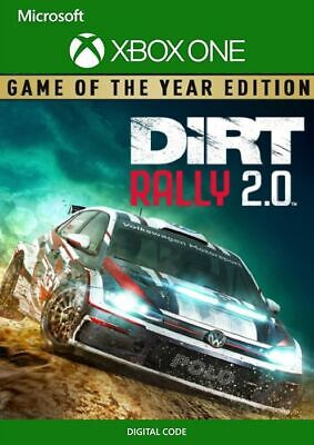 DiRT Rally 2.0 - Game of the Year Edition (Xbox One, X|S)...