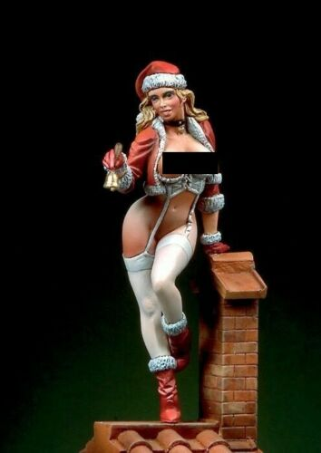 tin toy soldiers  painted Pegaso Girl 80mm Belly