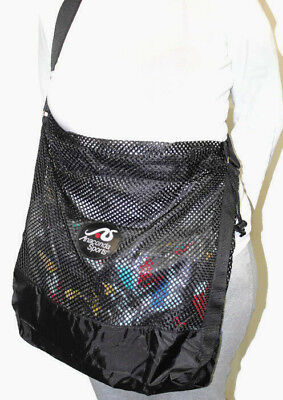Gym Tote Bags (Anaconda Sports Mesh Tote Bag Durable Beach Shopping Groceries Sports Gym)