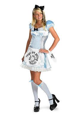 Alice in Wonderland Teen Adult Disney Costume](Ladies Disney Costume)
