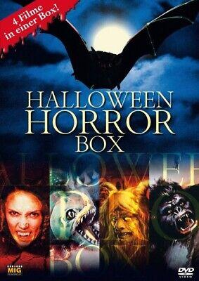 Halloween Horror Box [4 Filme auf 2 DVDs] NEU & OVP