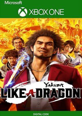 Yakuza: Like a Dragon (Xbox One, X S, PC) - Digital code Region...