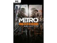 Metro redux bundle PC game
