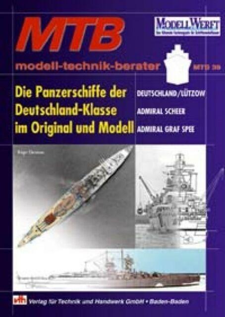 Die Panzerschiffe der Deutschland-Klasse