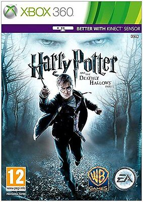 Harry Potter and the Deathly Hallows Part 1 NEW and Sealed XBox 360 Part