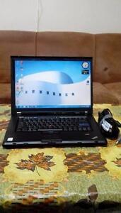 "4gb Ram 14.0"" Lenovo ThinkPad intel Core i5 Hdmi Webcam WiFi Win 10 Laptop 500gig $220"