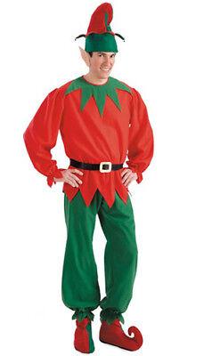 Weihnachtwichtel Kostüm Accessoire Set für Erwachsene Cod.72333