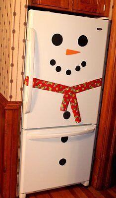 Don't leave out Frosty the Fridge! Image: handsonaswegrow.com