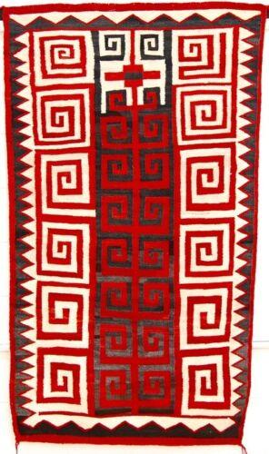 Navajo rug, 1930