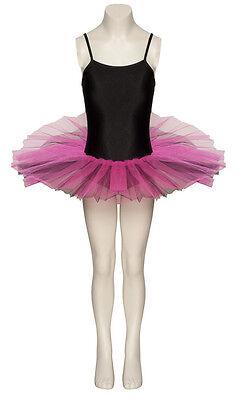 Mädchen Damen Ballett Tanz Tutu Outfit Kostüm Alle Farben und Größen von - Tanz Kostüm Mädchen Großbritannien