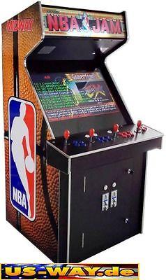 G-41940 Classic Arcade Maschine TV Video Spielautomat Standgerät 1940 Spiele