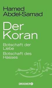Der Koran von Hamed Abdel-Samad (2016, Gebundene Ausgabe) - <span itemprop=availableAtOrFrom>RLP, Deutschland</span> - Der Koran von Hamed Abdel-Samad (2016, Gebundene Ausgabe) - RLP, Deutschland