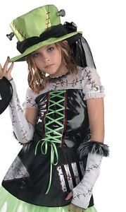 Costume frankenstein fille 12 ans