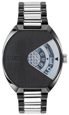 Storm London Vadar Slate Herrenuhr 47069/SL Analog  Edelstahl Schwarz,Silber online kaufen