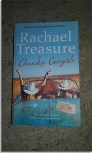 Rachel Treasure - Cleanskin Cowgirls 2015 Launceston Launceston Area Preview