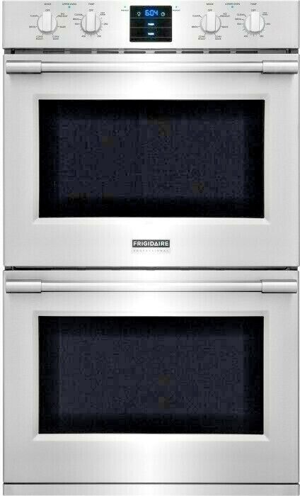 Frigidaire Professional 30 Stainless Steel Double Electric W