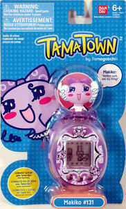 Bandai Tamagotchi TamaTown Character Figure MAKIKO # 131  Not Game Unit