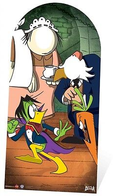Count Duckula from Danger Mouse Stand InCardboard Cutout Great for party photos (Photo Stand Ins For Parties)