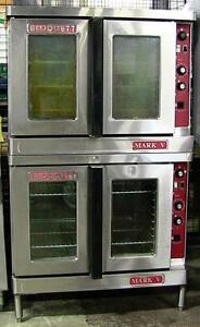 Blodgett Double Convection Oven (Electric) - Refurbished