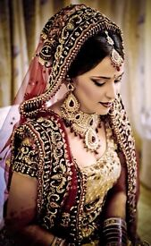 Free bridal makeup trial plus 20% off all bridal packages
