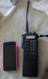 Standard C500 Dualband Handheld Transceiver