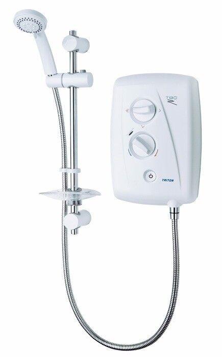 triton t80z-- 10.5kw shower brand new