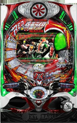 Kamen Rider Full Throttle Pachinko Machine Japanese Slot Ball Motorcycle Pinball