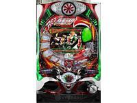 PACHINKO Japan Pinball slot rubber 4  NEW  LIGHT MOUNTING round GROMMETS