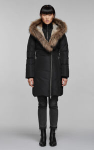 Mackage Trish fitted winter down coat